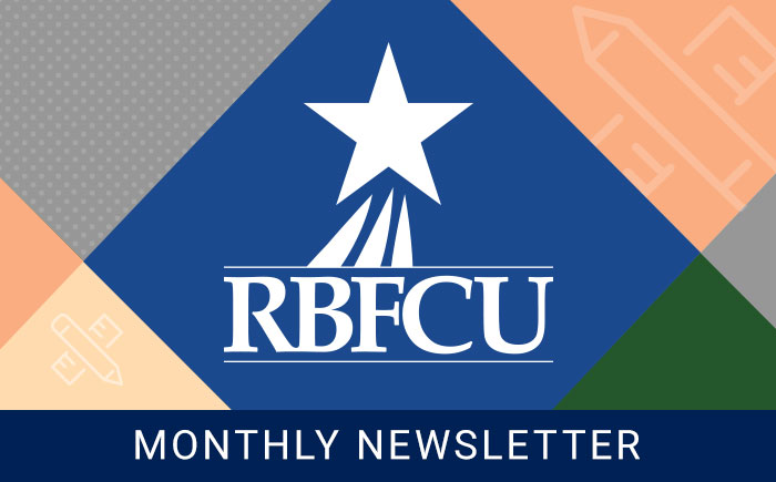 August RBFCU Monthly Newsletter