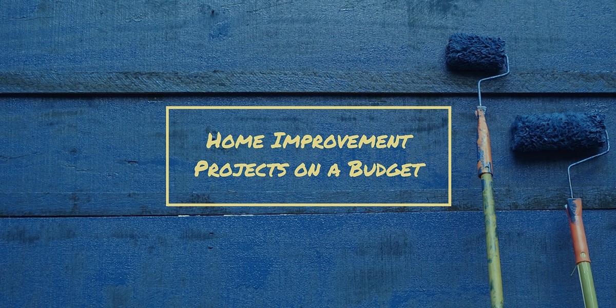 HomeImprovementProjectsonaBudget