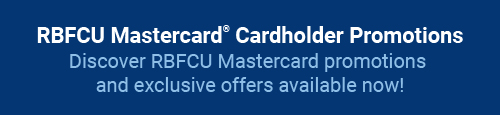 RBFCU Mastercard Cardholder Promotions - Discover RBFCU Mastercard promotions and excluisve offers available now!