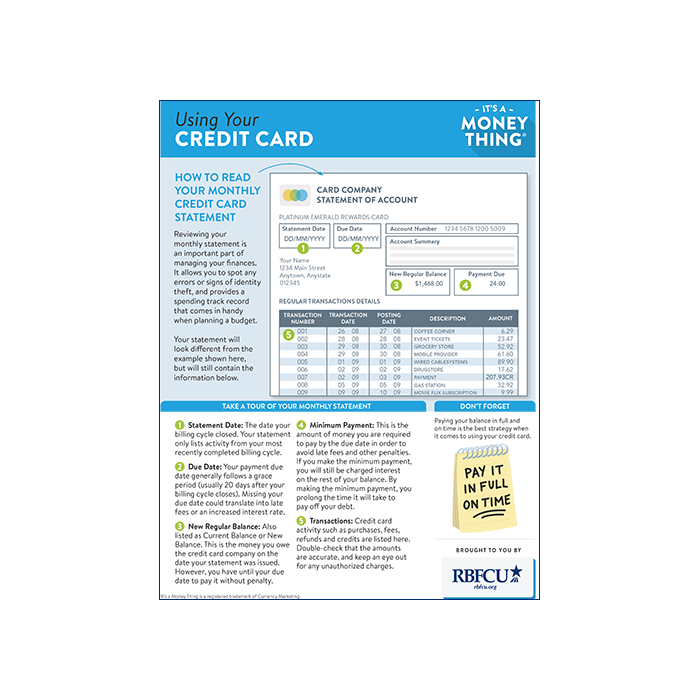 THUMB-Handout-35-IAMT-Using-Your-Credit-Card
