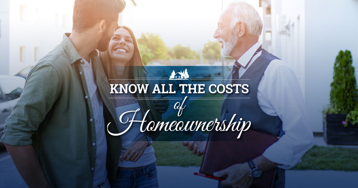 KnowAlltheCostsofHomeownership